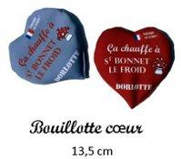 Bouillotte coeur