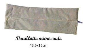 Bouillotte micro-onde