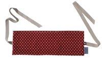 Housse bouillotte ceinture chauffante lombaire pour coussin chauffant dos